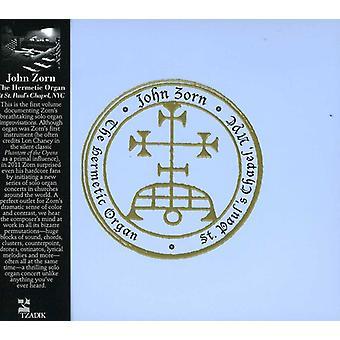 John Zorn - The hermetiska Organ [CD] USA import