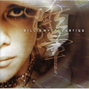 Billie Myers - Vertigo [CD] USA import