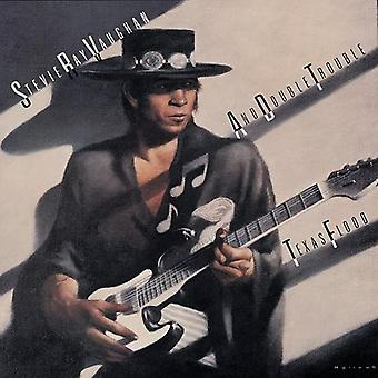 Stevie Ray Vaughan & Double Trouble - Texas Flood [CD] USA import