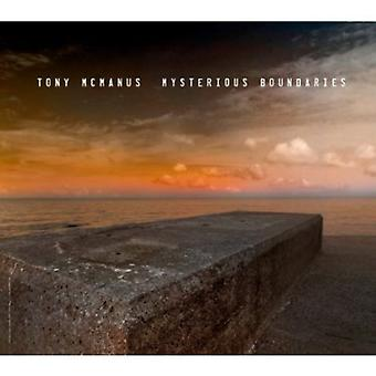 Tony McManus - mystiske grænser [CD] USA import