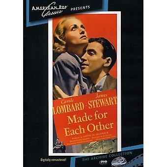 A cada uno por el otro (1939) [DVD] USA importar