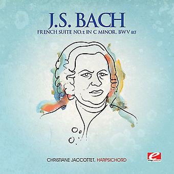 J.S. Bach - J.S. Bach: French Suite No. 2 in C Minor, Bwv 813 [CD] USA import