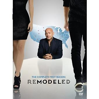Remodeled: Season 1 [DVD] USA import