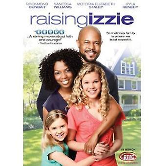 At hæve Izzie [DVD] USA import