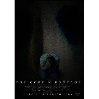 Kisten optagelser [DVD] USA importerer