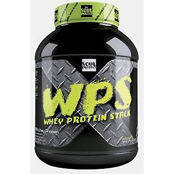 Soul Project WPS valleprotein stable citron yoghurt Sabor 4 kg