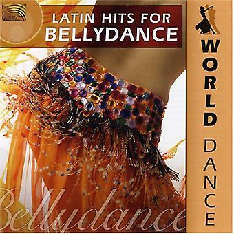 World Dance - Latin Hits för Bellydance [CD] USA import