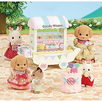 Sylvanian Families Candy Wagon
