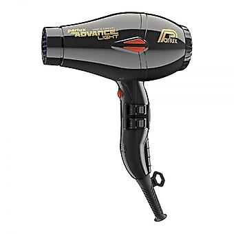 Parlux Parlux Advance Light Ceramic And Ionic Hairdryer - Black
