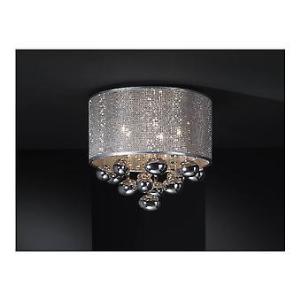Schuller Andromeda plafondlamp 5L