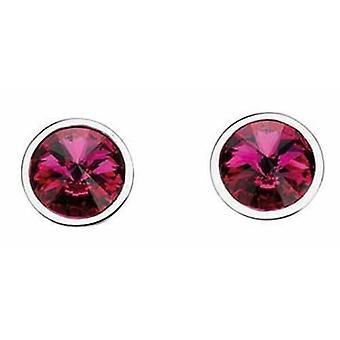 925 zilveren Crystal Swarovski Earring