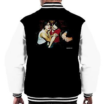 The Libertines Album Cover Men's Varsity Jacket