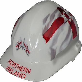 Northern Ireland Themed Hard Hat