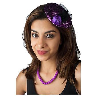 Smycken och kronor kvinnor Neon pärla halsband