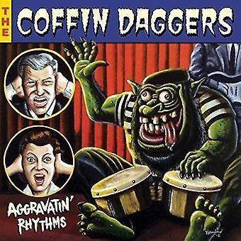 Coffin Daggers - Aggravatin' Rhythms [CD] USA import