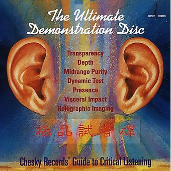 Ultimate Demo Disc - Ultimate Demo Disc [CD] USA import