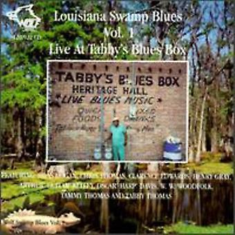 Louisiana Swamp Blues - Louisiana Swamp Blues [CD] USA import