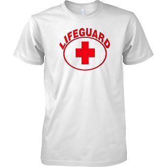 Lifeguard Cross  - Kids T Shirt