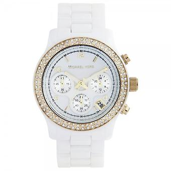 Michael Kors Watches Ladies White Ceramic Watch Mk5237