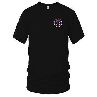 US Navy DD-568 USS Wren gestickt Patch - Kinder T Shirt