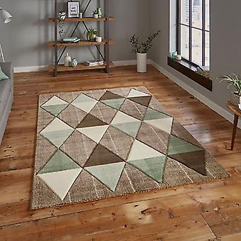 Rugs -Brooklyn - 21896 Beige / Green