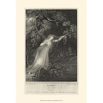 Hamlet Poster Print (13 x 19)