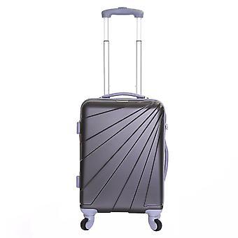 Slimbridge fusión cabina maleta dura, grafito