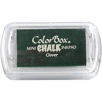ColorBox Chalk Mini Ink Pad-Clover CB712-66