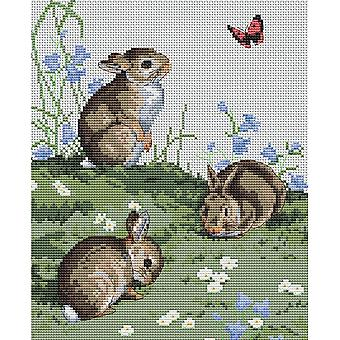 The Natural World Counted Cross Stitch Kit 7