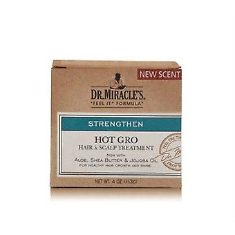 Dr. Miracle's Hot Gro Hair & Scalp Treatment Conditioner Regular 113g