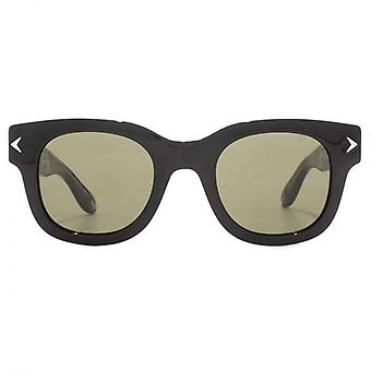 Givenchy Star Square Sunglasses In Black