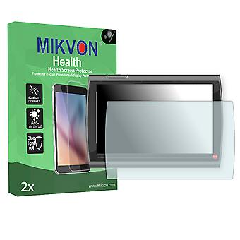 Falk Neo 520 LMU Screen Protector - Mikvon Health (Retail Package with accessories)