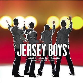 Various Artists - Jersey Boys [Original Broadway Cast Recording] [CD] USA import