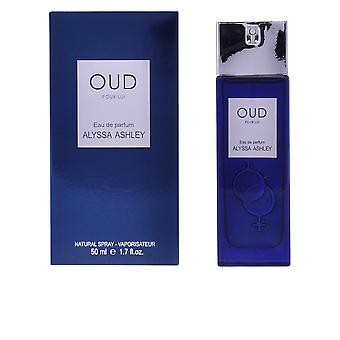 Alyssa Ashley Oud Pour Lui Eau De Parfume Vapo 50ml Mens New Perfume Scent Spray