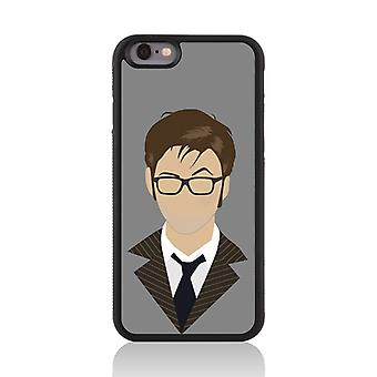 Call Candy Apple iPhone 7 Film Collection Who Tennant 2D Printed Case