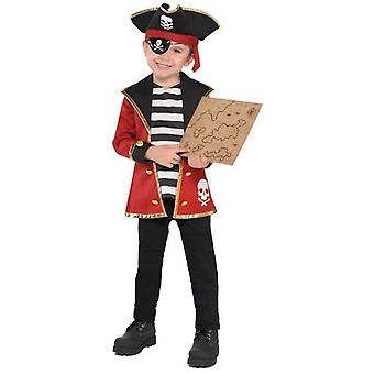 Amscan Unisex Pirate Costume Kit (Baby's en Kinderen , Kostuums)