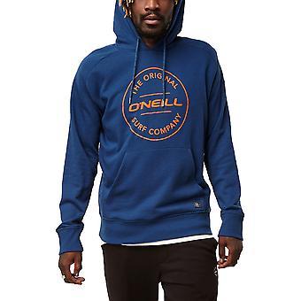 O'Neill Mens LM Type Classic Drawstring Logo Sweatshirt Hoodie Top