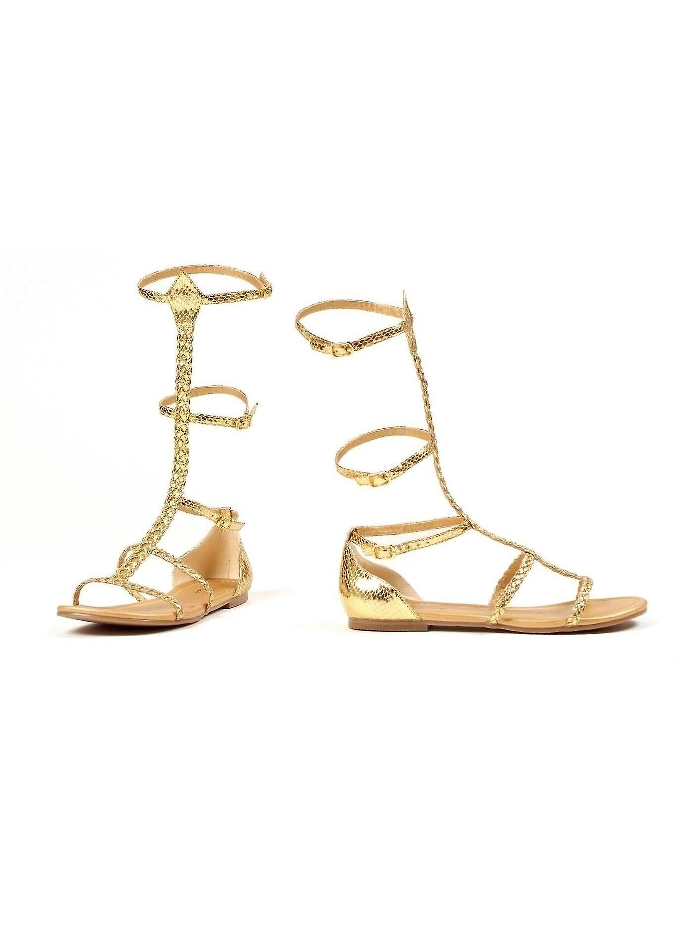 Ellie Shoes 0 E-015-Cairo Gladiator Flat Sandal