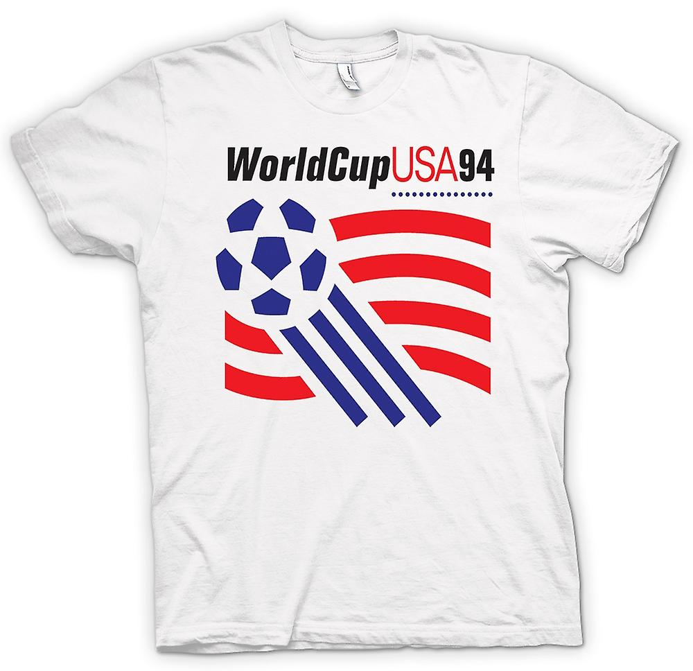 Mens T-shirt - World Cup USA 94 - Voetbal