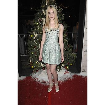 Elle Fanning At Arrivals For The Nutcracker In 3D World Premiere The Grove Los Angeles Ca November 10 2010 Photo By Elizabeth GoodenoughEverett Collection Celebrity