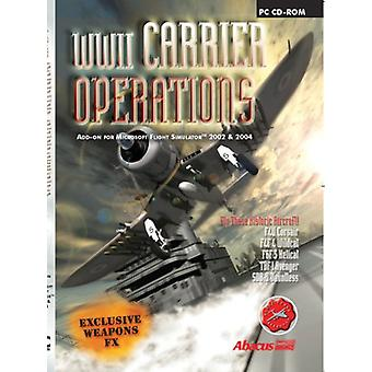 World War 2 - Carrier operaties FS 200204 (PC)