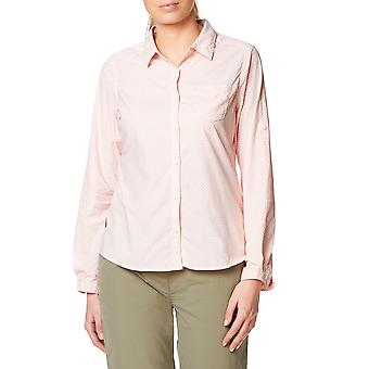 CRAGHOPPERS WOMENS NOSILIFE ADONI LONG SLEEVE SHIRT