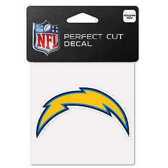 Wincraft Aufkleber 10x10cm - NFL Los Angeles Chargers