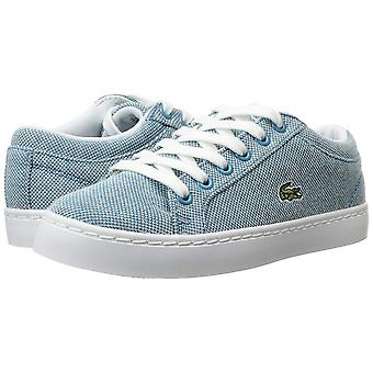 Lacoste Boys Straight Lace 217 2 Low Top   Fashion Sneaker