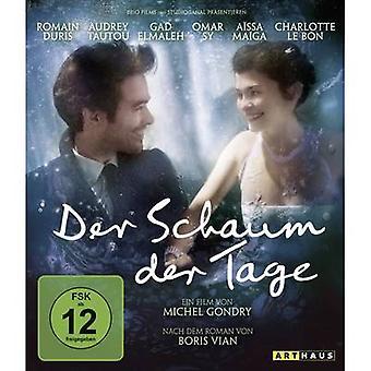 blu-ray Der Schaum der Tage - Special Edition FSC: 12