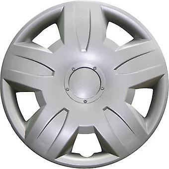 HP Autozubehör Portos Wheel trims R16 Silver 1 pc(s)