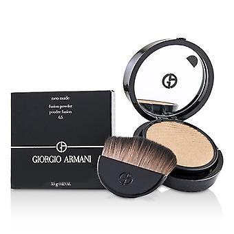 Giorgio Armani Neo Nude Fusion Powder - # 6.5 - 3.5g/0.12oz