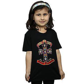 Guns N Roses flickor aptit på förstörelse T-Shirt