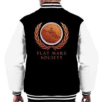 شقة سترة المريخ المجتمع الرجال إسكواش