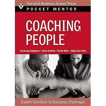 Coaching folk ved Harvard Business School Press